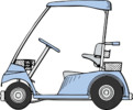 EZ GO 1996 ELECTRIC GOLF CART PARTS & SERVICE MANUAL