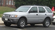 ISUZU RODEO 1998-2004 REPAIR SERVICE MANUAL