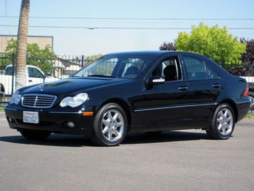 Product picture MERCEDES C CLASS 2001-2006 REPAIR MANUAL