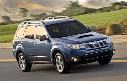 Product picture SUBARU FORESTER 2008-2012 FACTORY REPAIR MANUAL